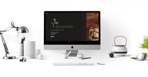 Alchemilla Restaurant Nottingham - website designed and developed by Fifteen IT Ltd