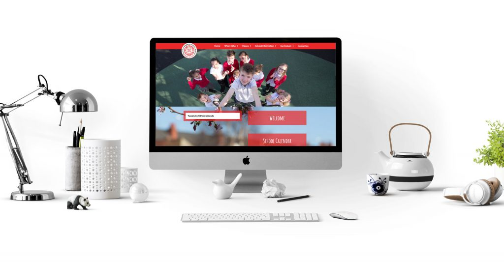 St Peter at Gowts School, Lincoln - website designed and developed by Fifteen IT Ltd